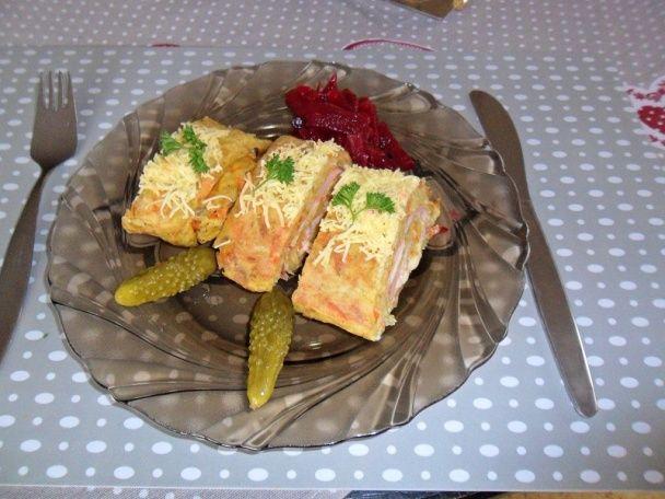 Náš dnešný obed zemiaková roláda (fotorecept) - obrázok 10