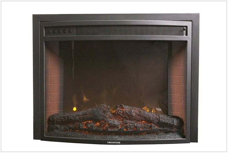 Greystone Rv Fireplace Warranty With Images Fireplace Most