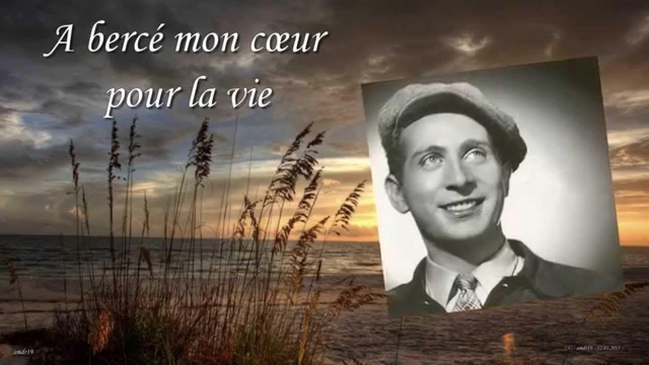 La Mer - Charles Trenet - Beyond the Sea - avec les ... - Maison De Charles Trenet
