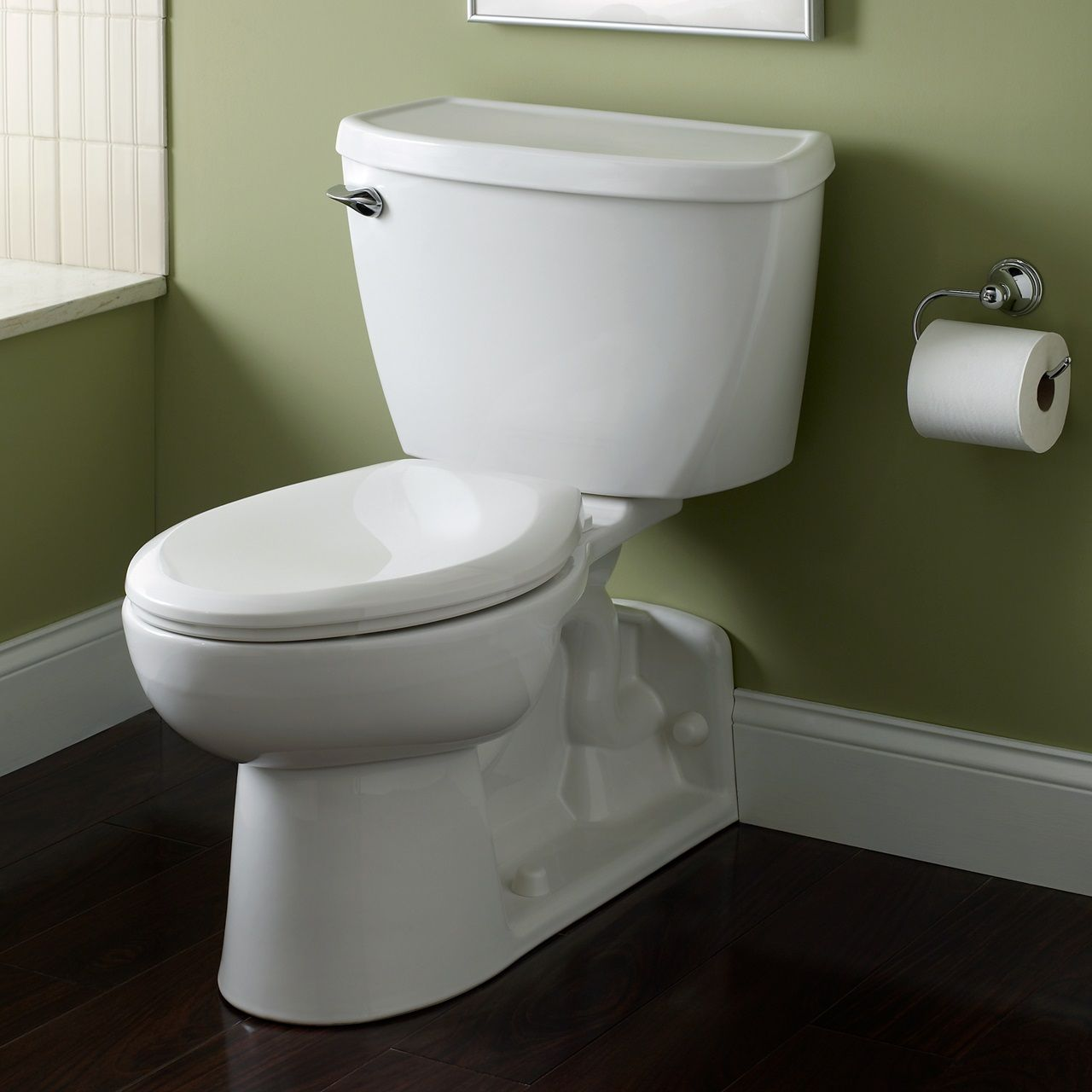 Commercial Toilets - Yorkville 1.1 gpf FloWise Right Height ...