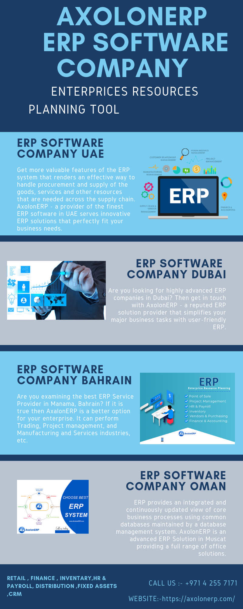 Do You Search For Appreciative Erp Software Company In Uae That Is