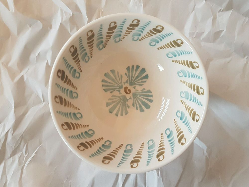 Emma bridgewater sample shells french bowl brand new - sample event