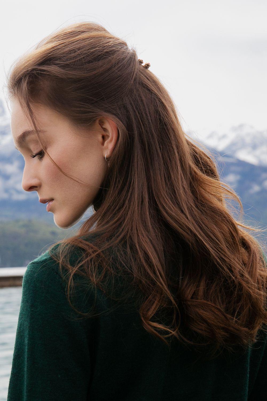 Soyez Belle Au Naturel Avec Saint Algue Cheveux Cheveuxcoiffure Cheveuxcouleur Cheveuxmilong Coupecheve Hair Styles Long Hair Styles Mohawk Hairstyles