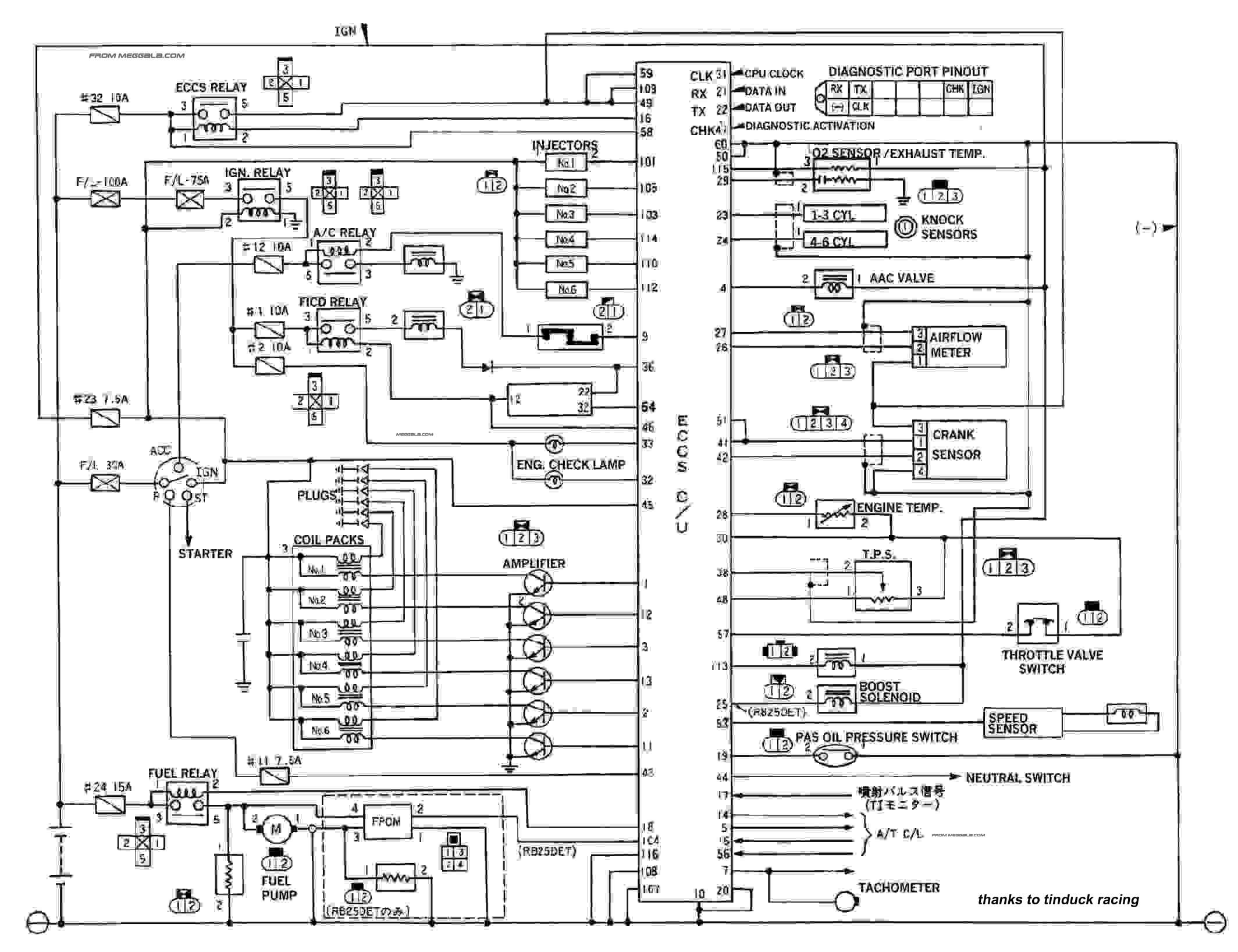 Nissan Ga15 Engine Wiring Diagram 10