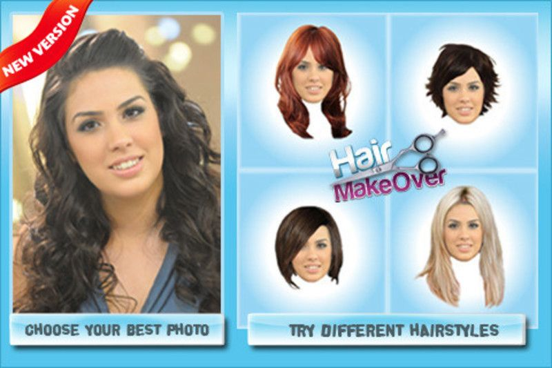 3 Hair Makeover 7 Best Hair Apps Youve Got To Download