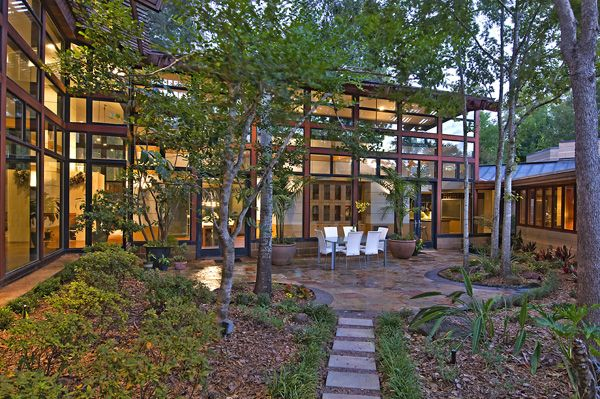 William Thaxton House Houston S Only Frank Lloyd Wright Home