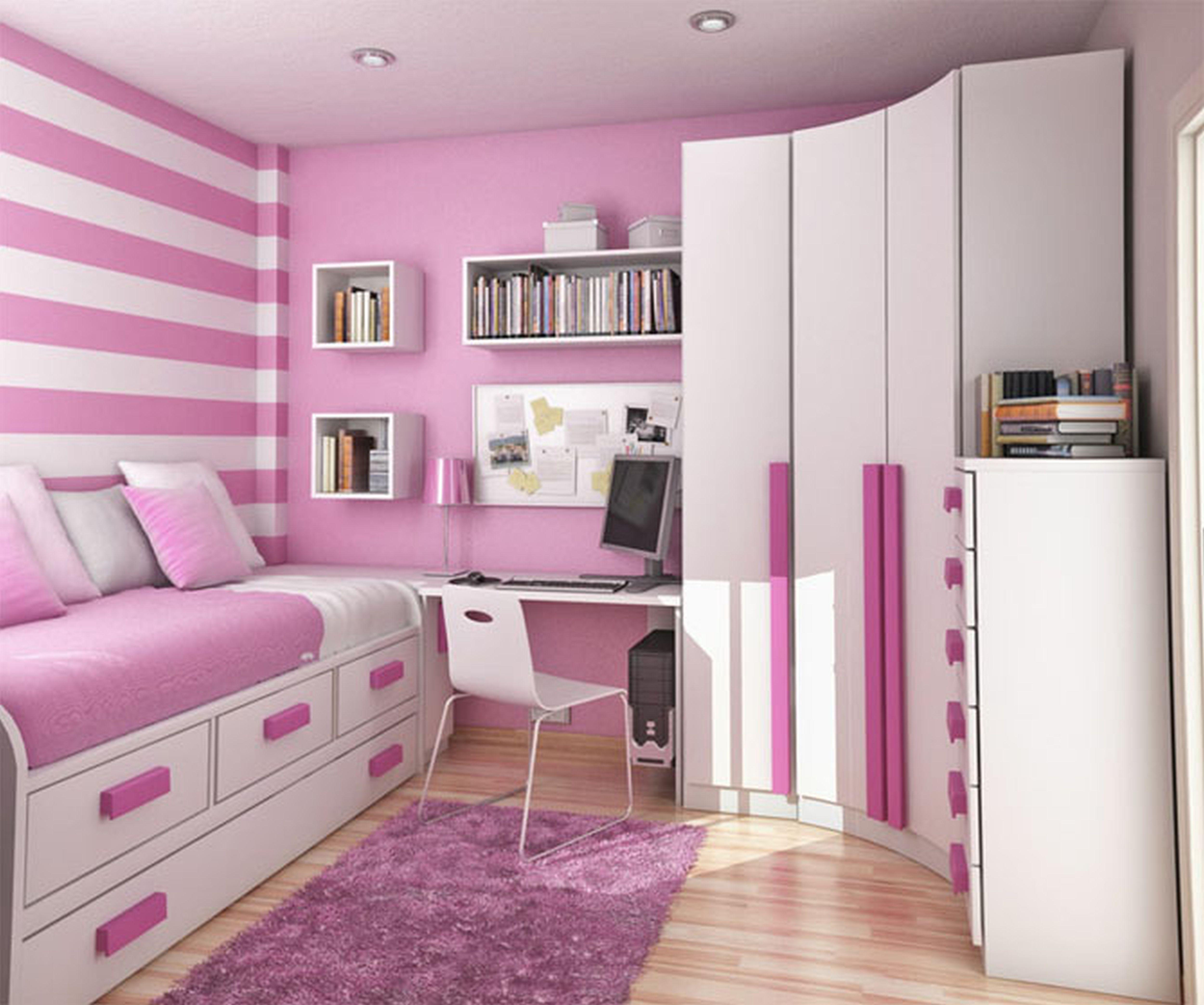 Licht Rosa Farbe Für Schlafzimmer #Schlafzimmer Komplett