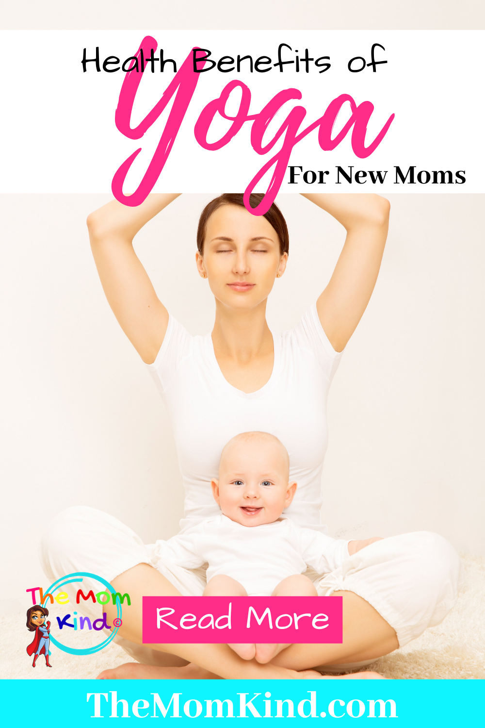 Health Benefits of Yoga for New Moms