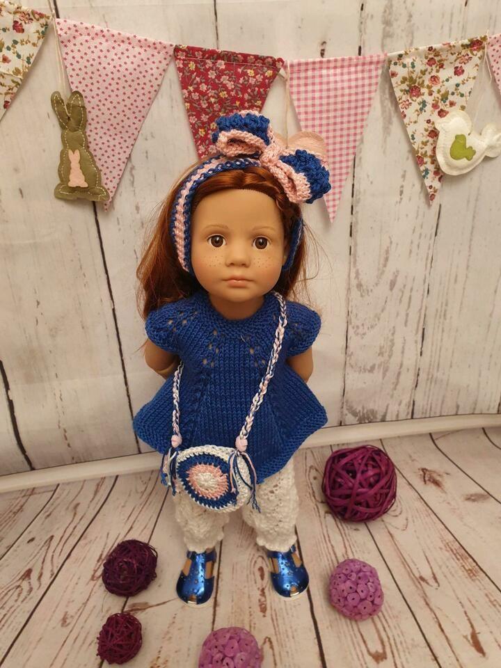 Puppenkleidung für Götzpuppe 4550 cm in Berlin