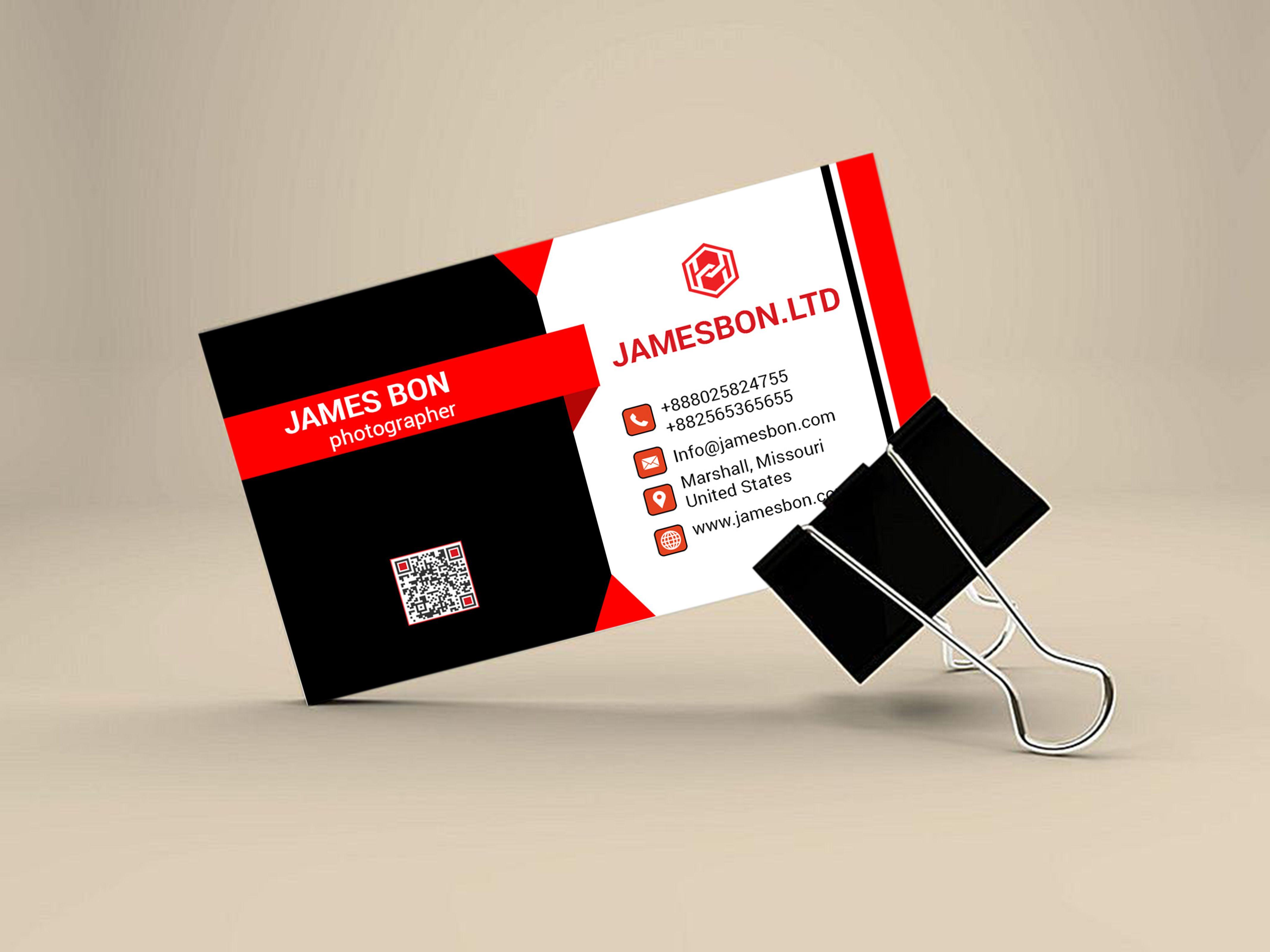 manjil280 i will do design amazing business cards postcards