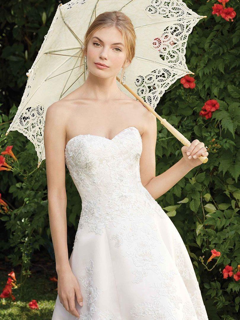 Casablanca bridal clover wedding dress casablanca wedding