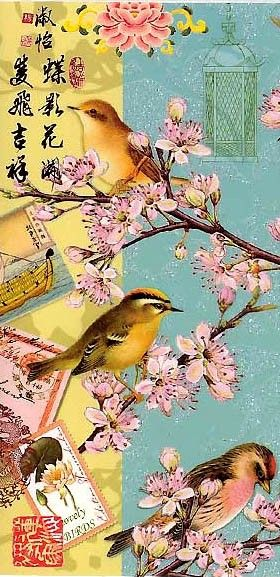 easter card from germany old fashioned easter pinterest easter card easter and bird. Black Bedroom Furniture Sets. Home Design Ideas