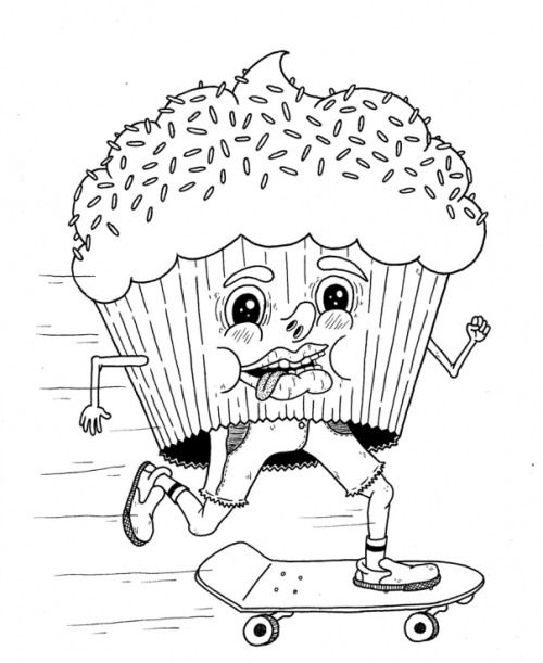 weird coloring pages Image result for weird printable coloring pages | Camp Garbabge  weird coloring pages