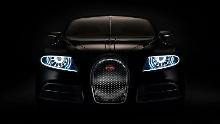 Hd Papier Peint Voiture De Sport Jaune Jaune Bugatti Veyron Super