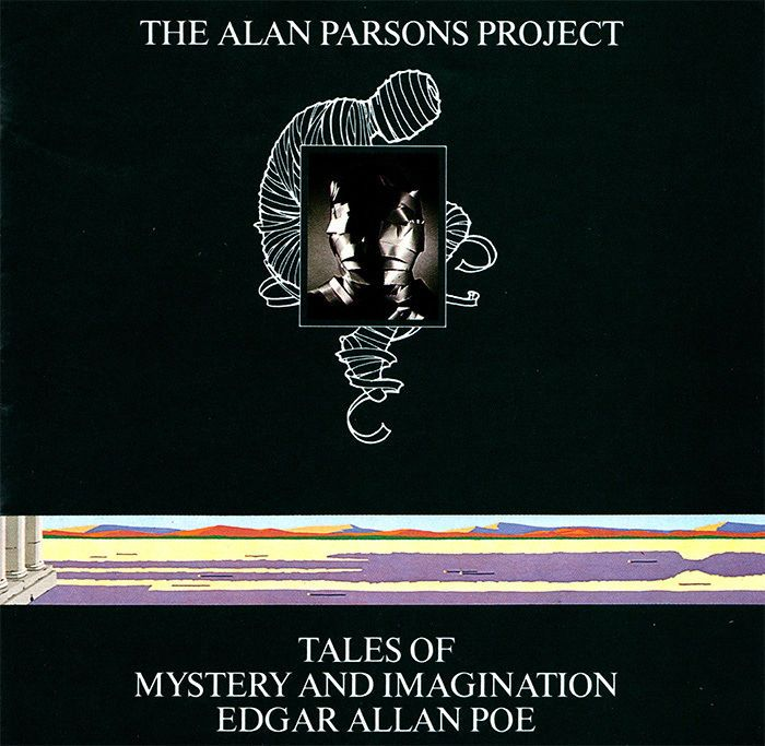 The Alan Parsons Project Tales Of Mystery And Imagination Cd