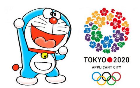 台湾の反応 2020年東京オリンピック 招致成功の陰に 世界で通用する日本のドラえもんの功績ヾ o o ノ 台湾の反応ブログ ドラえもん オリンピック 奥运会