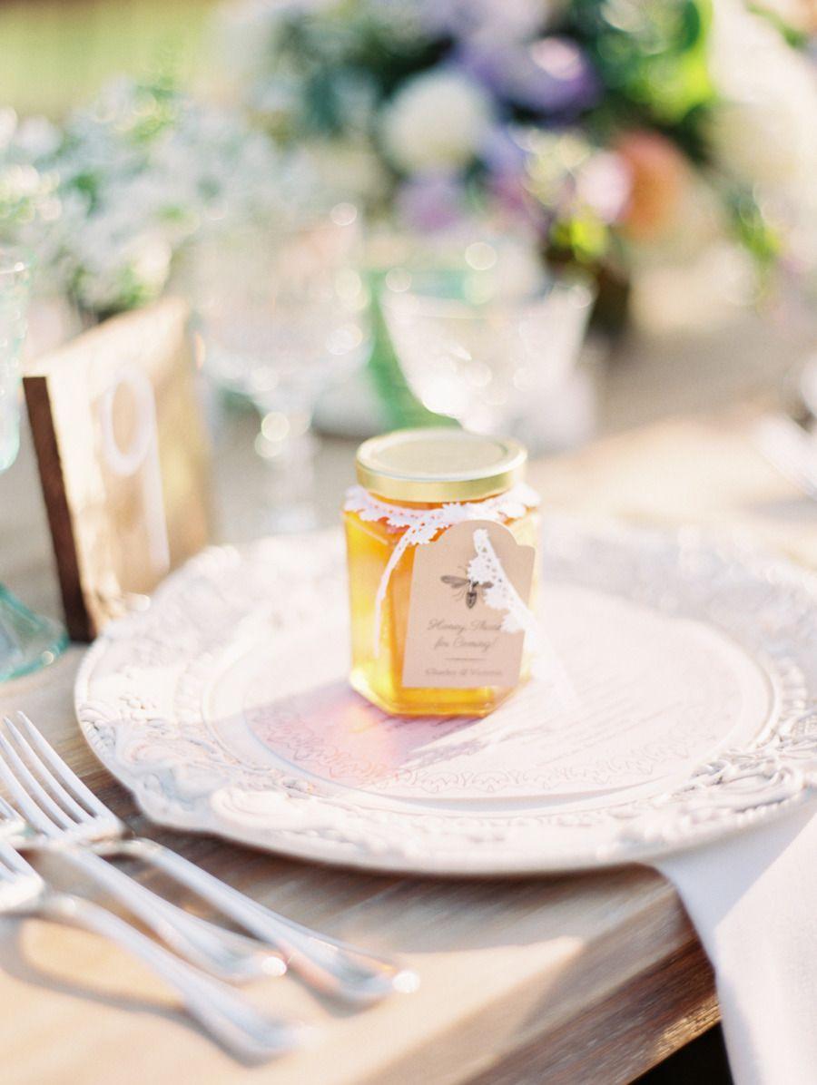 Ojai Resort Outdoor Wedding | Favors, Vaulting and Wedding venues