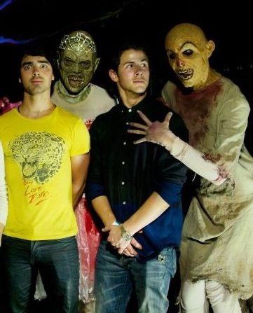 halloween - Joe Jonas Halloween