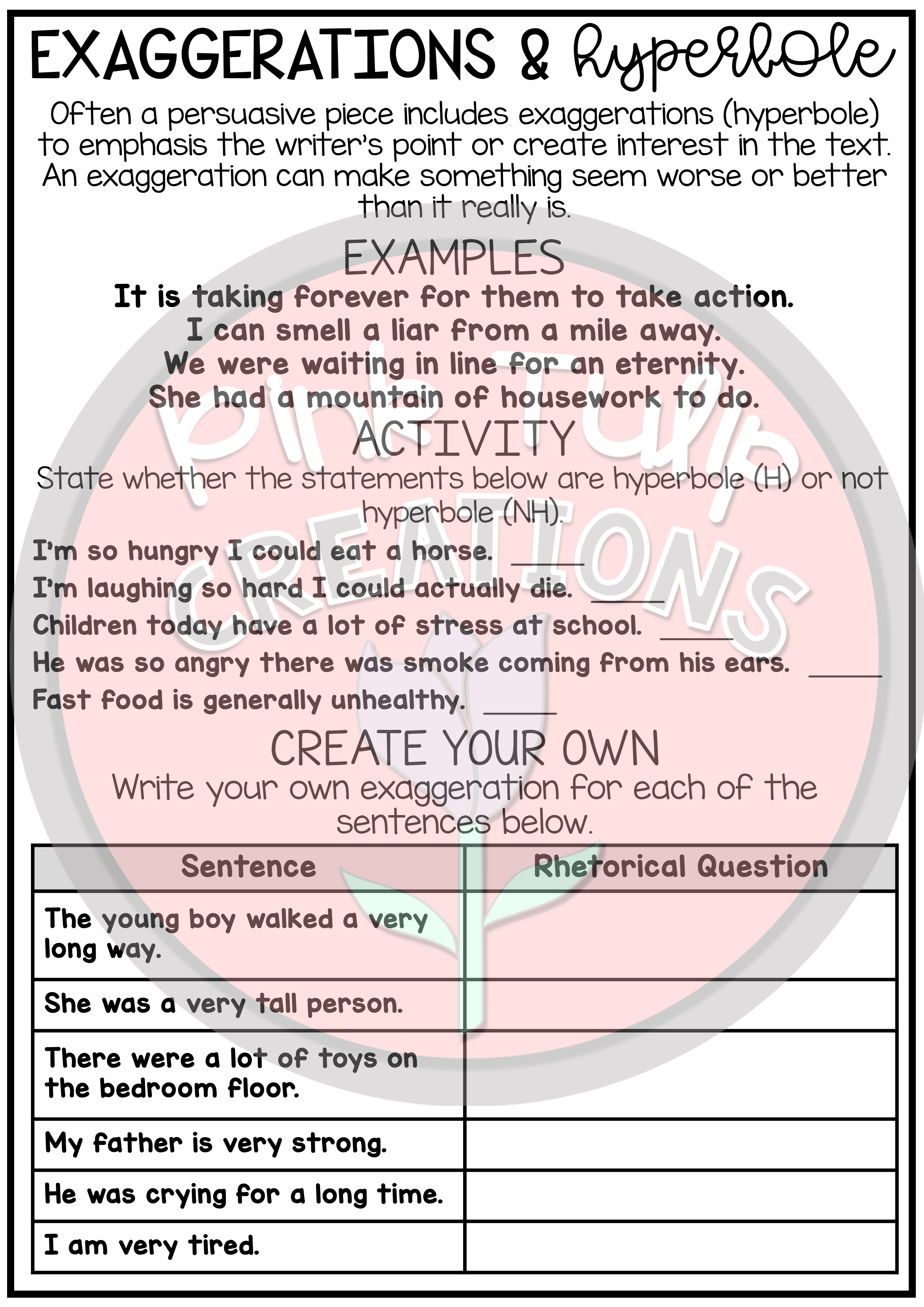 This Persuasive Writing Pack Includes A Range Of Worksheets And Activities To Help Support The T Persuasive Writing Opinion Writing Template Writing Worksheets [ 3508 x 2480 Pixel ]