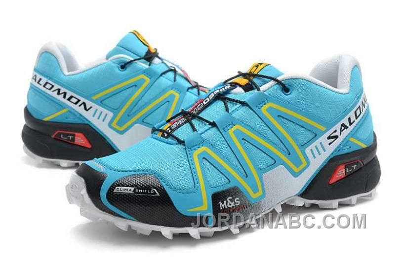 watch 1e58e 12bdf 2013 Hot sale New Flats cheap Salomon speedcross 3 generations men top best  running shoe outdoor shoes waterproof shoes high quality-in Running Shoes  from ...