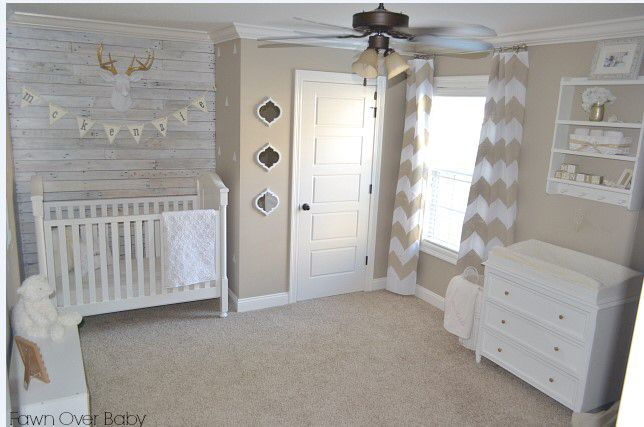 clever nursery organization ideas chambres b b chambres et b b. Black Bedroom Furniture Sets. Home Design Ideas