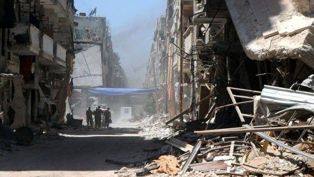 Жертвами двойного теракта в сирийском Хомсе стали 27 человек http://incident24.com/news/2014489.html