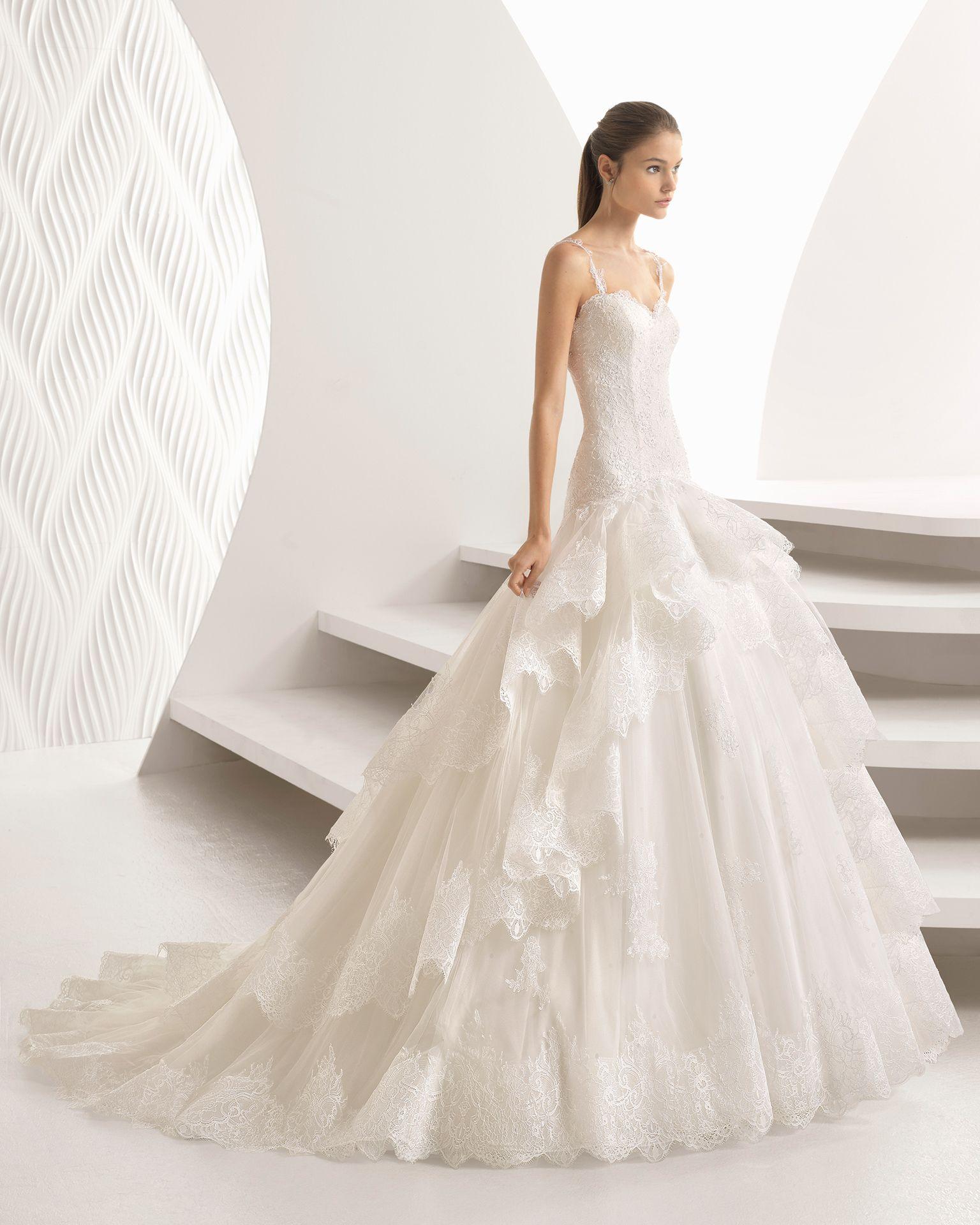 ALTUR - 2018 Bridal Collection. Rosa Clará Collection