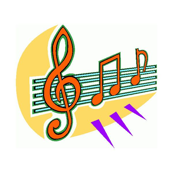 musical_notes_3 clipart - musical_notes_3 clip art ❤ liked on Polyvore featuring music