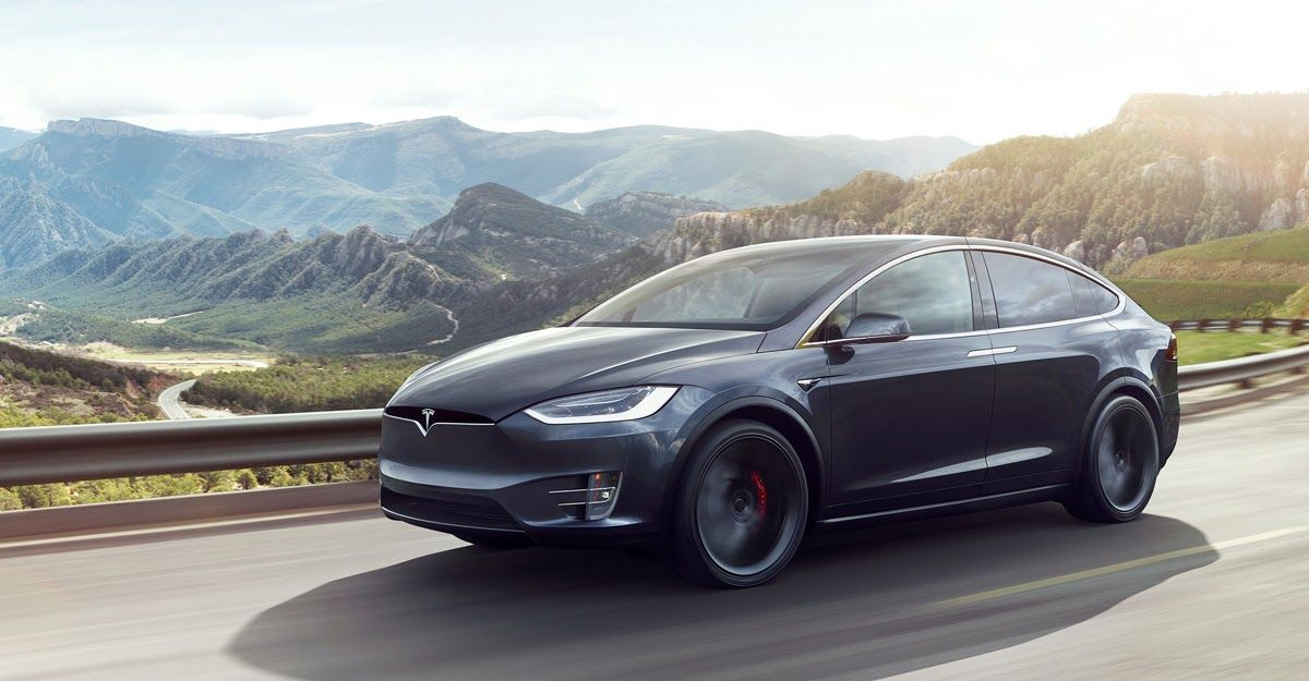Model X Tesla Model X Tesla Tesla Model X World S First Electric Suv Is A Shock To The Electric Suv And Bmw 3 Ser Tesla Model S Tesla Model Tesla