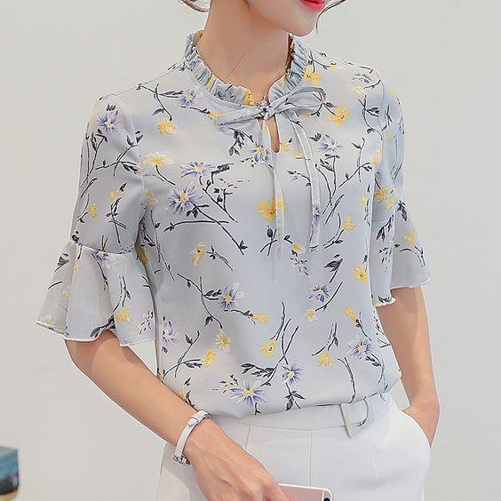 Resultado de imagen para blusas modernas 2016 | BLUSAS