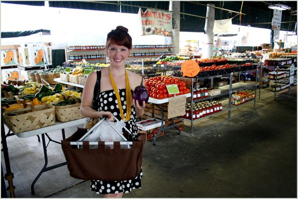 Learn - How to Shop at Your Local Farmer's Market - Root and Vine