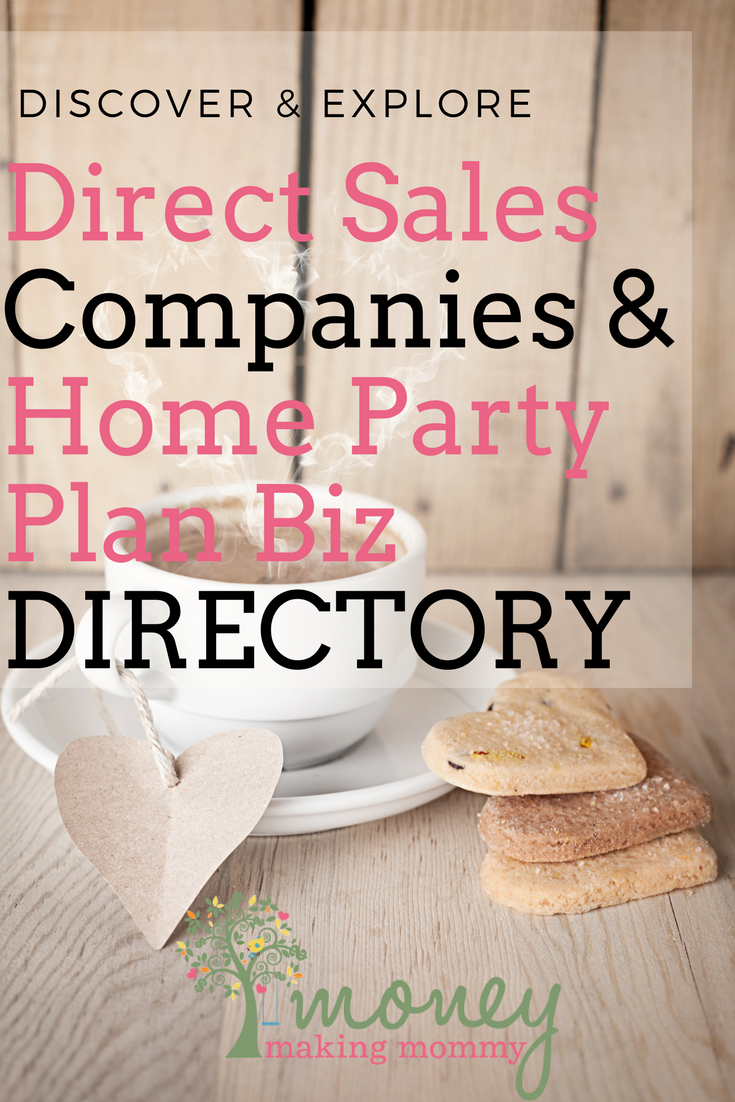 Direct S Companies And Home Party Plan Biz Directories