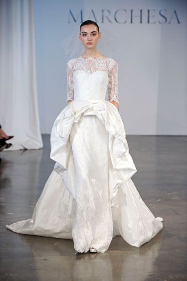 The Best Looks From Bridal Fashion Week: Spring 2014