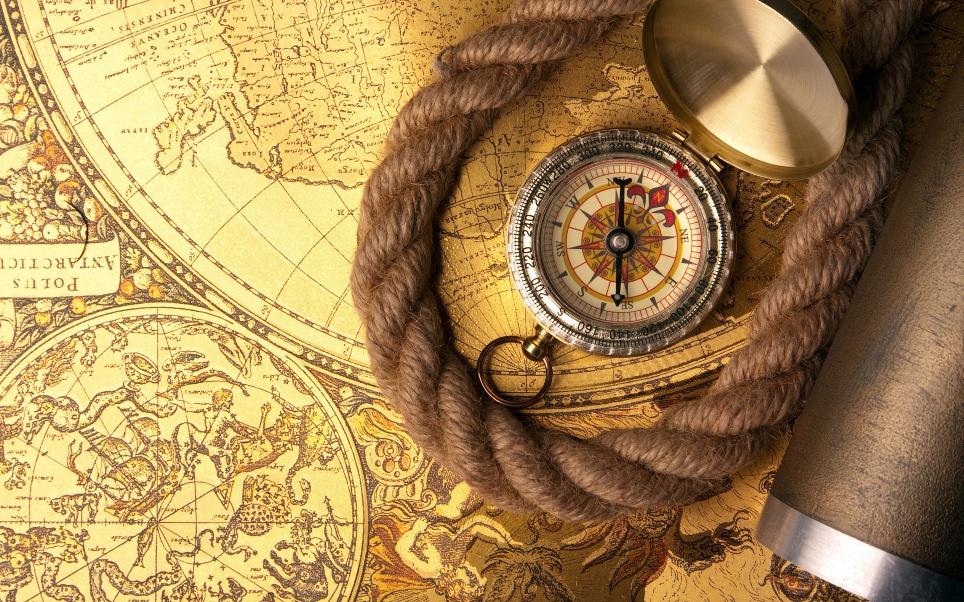 pengiriman-gratis-yang-modern-bumi-tengah-peta-dinding-antik