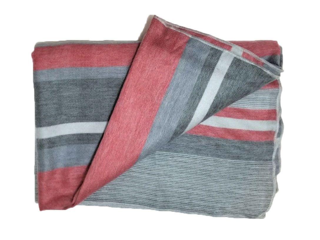 Striped Alpaca Blanket Queen Size Alpaca Blanket Alpaca Blanket Grey And Coral Boho Woolen Blanket Wool Blan In 2020 Alpaca Blanket Gray Blanket Family Blanket