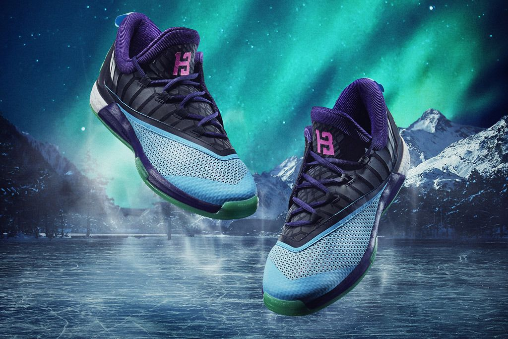 James Harden   Shoes world, Adidas