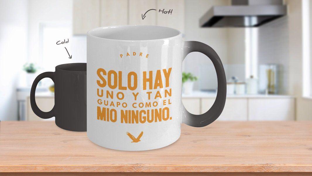 Regalo para papa taza de cafe feliz dia del padre vaso, feliz dia de los padres, tazas personalizadas, coffee mug inspiradoras gift for dad