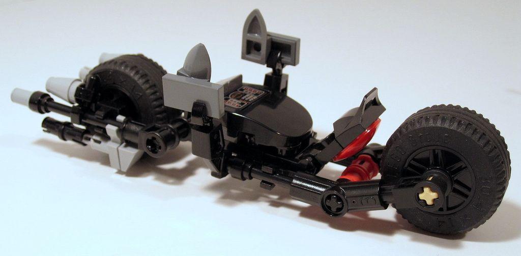 Lego Batpod Lego Pinterest Legos And Batman
