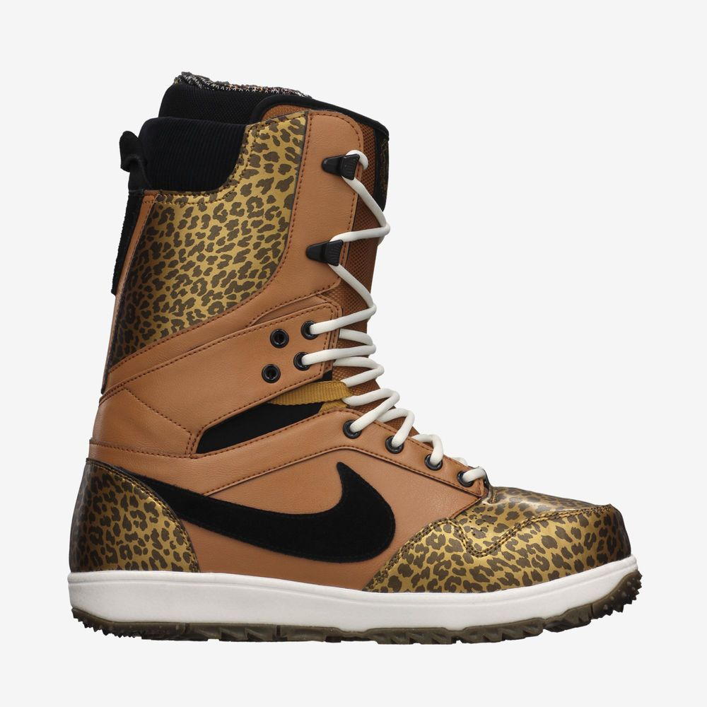 2015 Nike Zoom Force 1 BOA Snowboard Boots Review The