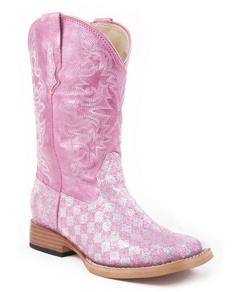 Cowgirl boots, Kids cowboy boots