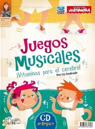 Juegos Musicales N 1 Música Preescolar Actividades Musicales Preescolares Educacion Musical