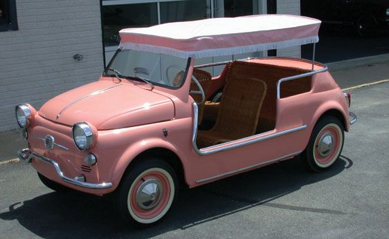 1960 fiat 500 jolly ghia full no expense spared. Black Bedroom Furniture Sets. Home Design Ideas