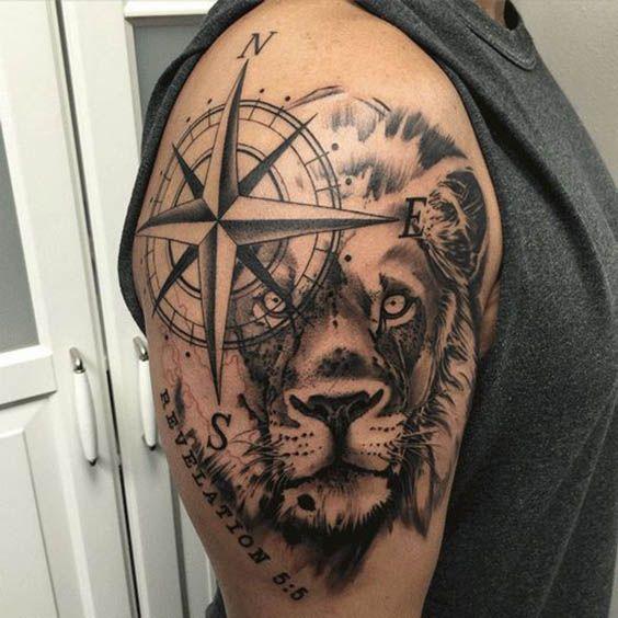 63 Geniales Tatuajes De Leones Y Sus Significados Tatuajes