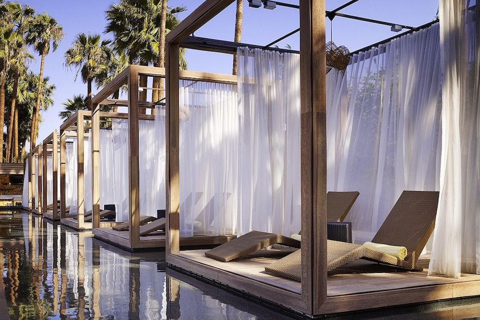 Shacking Up 10best Boutique Hotels In Southern California Photos Article By