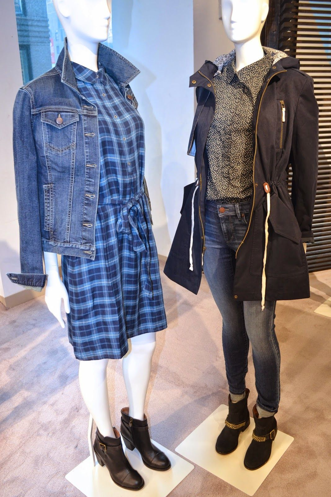 Nyc Recessionista First Look Loft Fall 2014 Fall Outfits Winter Outfits Dressed To Kill