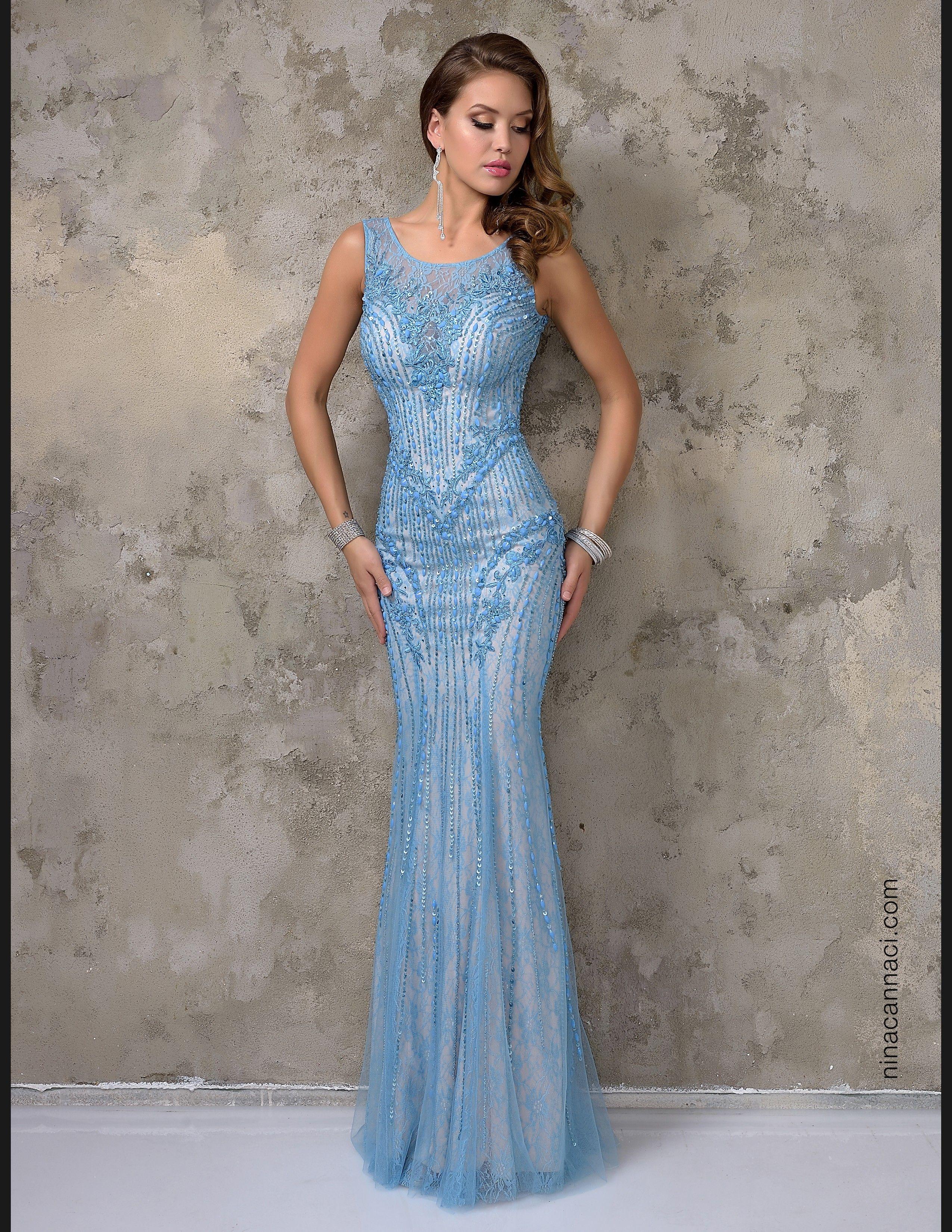 Nina Prom 2016! http://justgirlstuff.com/sleek/ | Sleek Prom Dresses ...