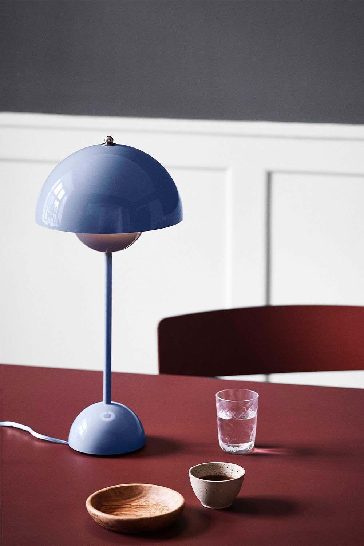 Flowerpot Vp3 Table Lamp In 2020 Lamp Modern Table Lamp Table Lamp
