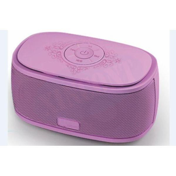 FREE shipping Enhanced Super Bass Mini Portable Hi-Fi Bluetooth Speaker audio amplifier Handfree call $34.50