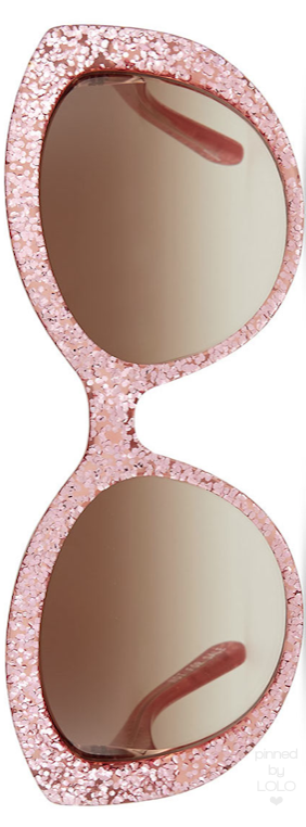 Kate Spade NY Sherrie Cat Eye Sunglasses | LOLO