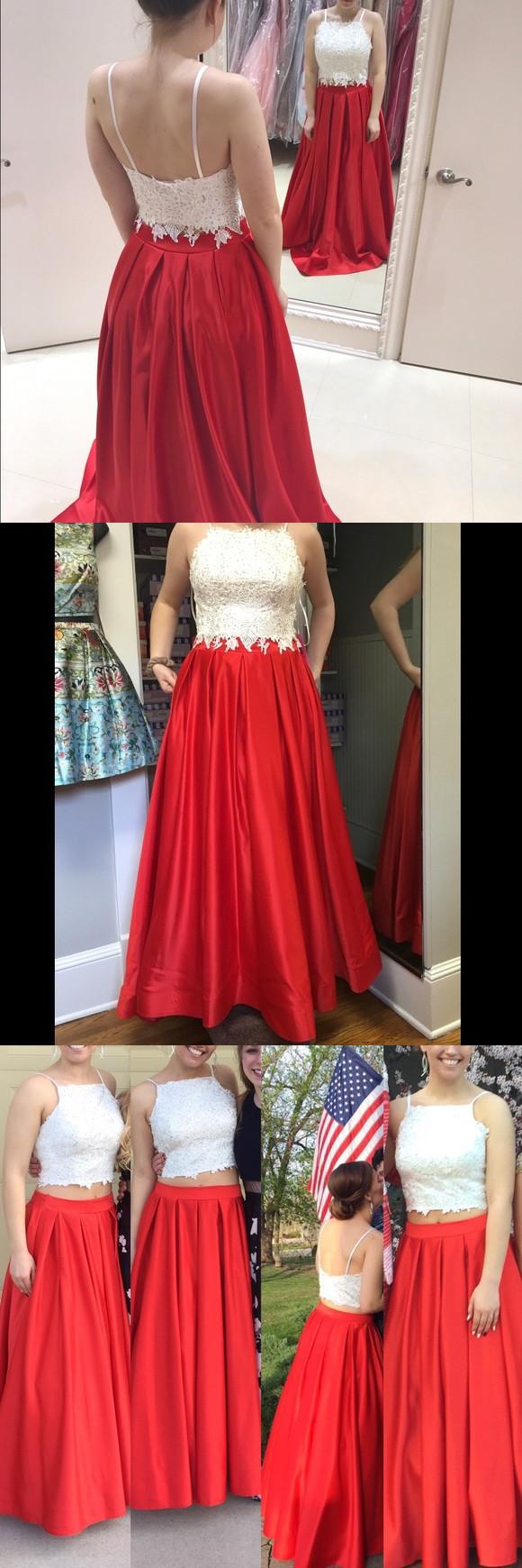 Straps v neck burgundy long prom dress from modsele s beautiful